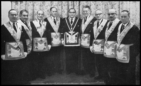 Silver Jubilee Past Masters
